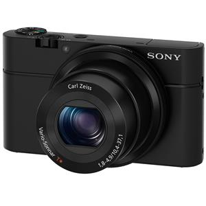 SONY Cyber-Shot DSC-RX100 Digital Camera